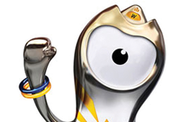 2012 London Olympic Games Mascot Concept